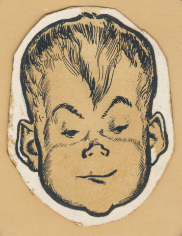 Gregor Duncan Wacky Small Boy 1939 Fred Schwed, Jr.
