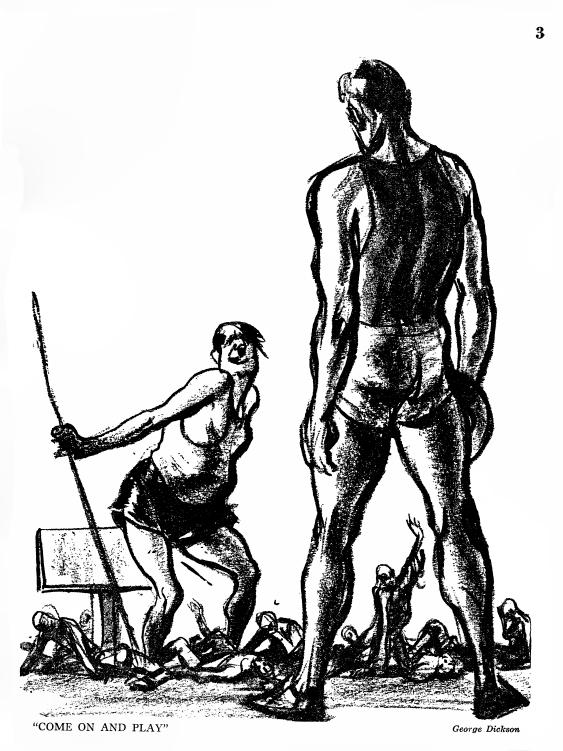 Gregor Duncan George Dickson New Masses Hitler 1935
