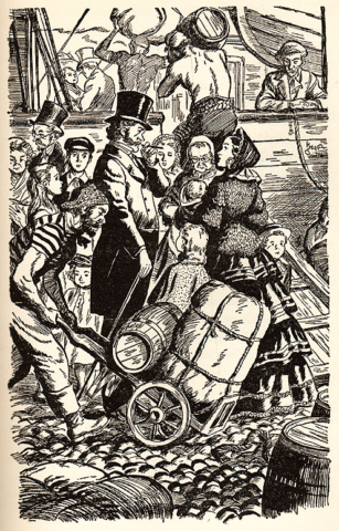 Gregor Duncan Melforts Go to Sea Geraldine Pederson-Krag 1941