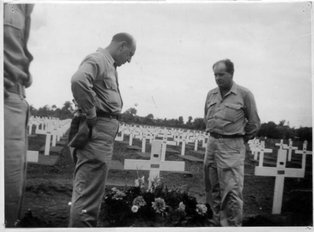 Bill Estoff George McCoy Gregor Duncan Anzio Italy KIA Cemetery