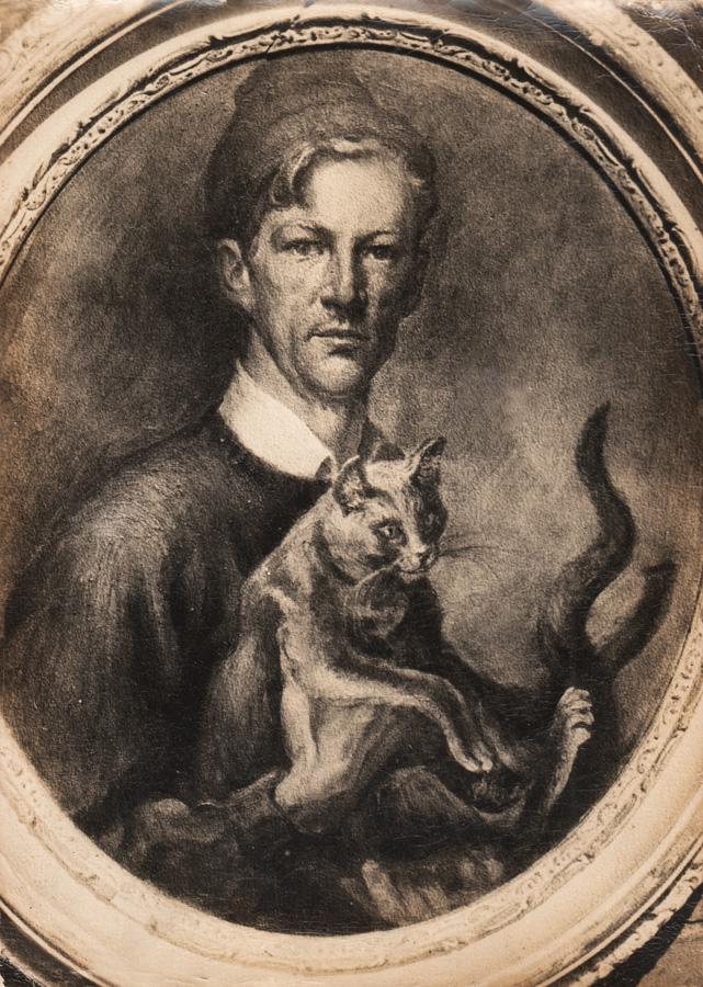 Gregor Duncan Self-Portrait