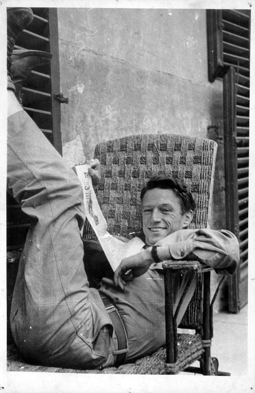 Gregor Duncan Naples Anzio Italy 1944 KIA